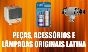Peças,  Acessórios e Assitência Técnica Latina em Curitiba