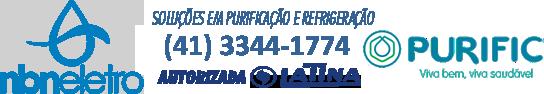 Pecas, Acessorios, Filto de Agua, Refil, Purificafores, Bebedouros e Assistencia Tecnica Latina em Curitiba, Purific Filtros de Agua, Purific Purificadores, Assistencia Tecnica de Maquinas de Lavar e Secadoras Eletrolux, Brastemp e Consul em Curitiba